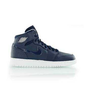 NIKE JORDAN Air 1 Retro High (705300-405) blau
