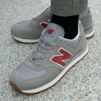 New Balance ML 574 (ML574SCC) grau