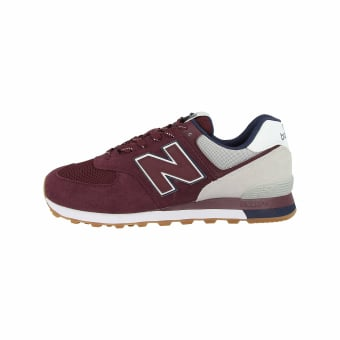 New Balance 574 (ML574GRD) rot
