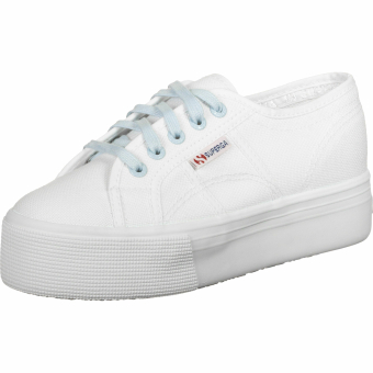 Superga 2790 COTW Contrast (S1114DW A0A) weiss