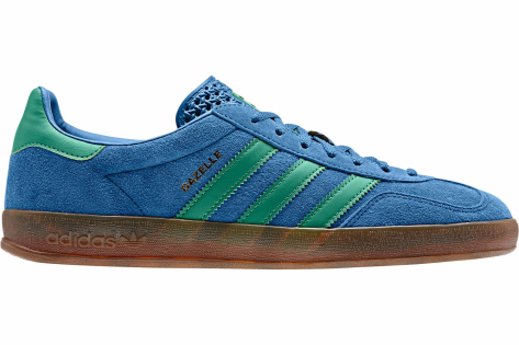 adidas Originals Gazelle Indoor (EE5735) blau