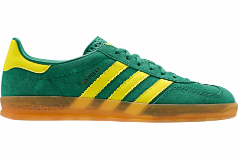 adidas Originals Gazelle Indoor (EE5736) grün