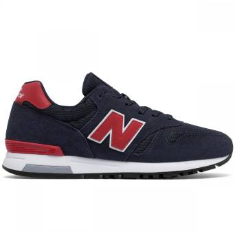 New Balance ML565 D Sneaker (313611-60-10) blau