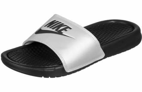 Nike Benassi JUST JDI DO IT (343881-009) grau
