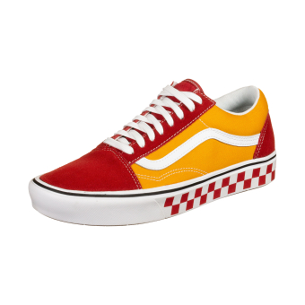 Vans ComfyCush Old Skool (VN0A3WMAWX41) rot