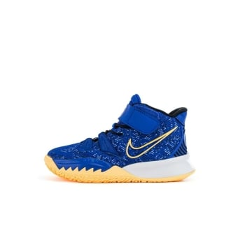 Nike Kyrie 7 (PS) (CT4087-400) blau