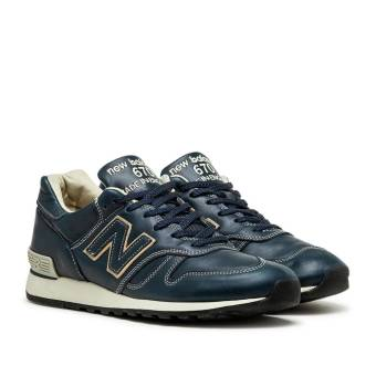 New Balance M670NVY Made in England (821861-60-10) blau