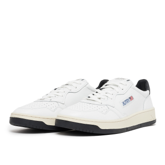 Autry 01 Low (AULMBB39) weiss
