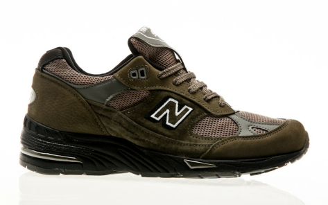 New Balance M991 FDS Made In UK (740541-60-20) braun