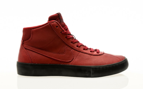 Nike High Bruin Orange ISO Label (CT8588-600) rot