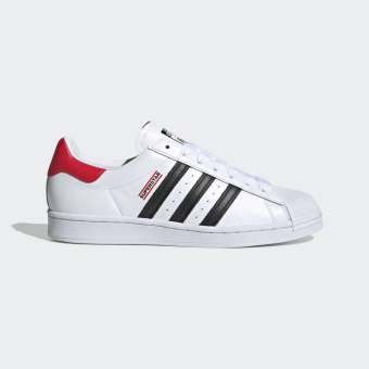 adidas Originals x Superstar Run 50 DMC (FX7616) weiss
