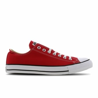 Converse Chuck All Taylor Star Ox (M9696C) rot