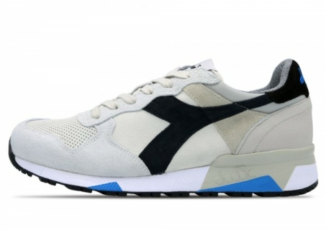 Diadora Trident 90 Leather (201.176592 20006) grau