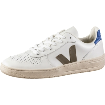 VEJA V-10 Leather (VX022283) weiss