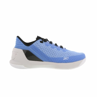 Under Armour Curry 3 Low Queensway (1286376-475) blau