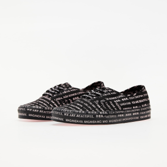 Vans Authentic (We Are Beautiful) (VN0A348A2OD1) schwarz
