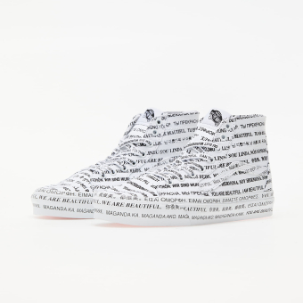 Vans Sk8-Hi Tapered (We Are Beatiful) (VN0A4U162Q21) weiss