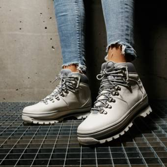 Timberland EURO HIKER F/L WP BOOT (TB0A2ENGL771) weiss