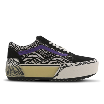 Vans Old Skool Stacked (VN0A4U155PR) schwarz