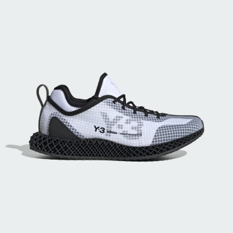 adidas Originals Y 3 Runner 4D IO (FX1059) weiss