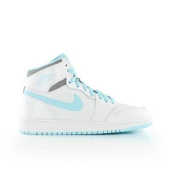 NIKE JORDAN air  1 retro high gg (332148-106) weiss
