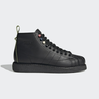 adidas Originals Superstar Boot Luxe W (FY6994) schwarz