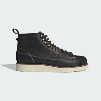 adidas Originals Superstar Boot (FZ2641) schwarz