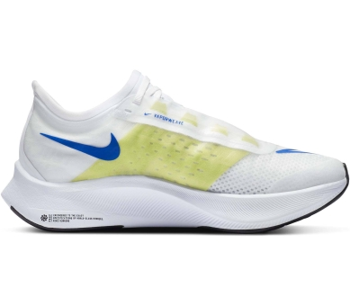 Nike Zoom Laufschuhe Fly 3 (AT8241-104) weiss