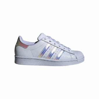 adidas Originals SUPERSTAR J (FW0813) weiss