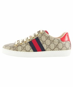 Gucci New Ace GG (499410 96G50) rot