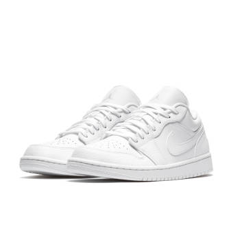 NIKE JORDAN Air 1 Low (553558-130) weiss