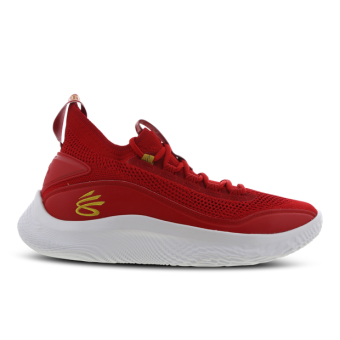Under Armour Curry 8 cny Flow (3024035-600) rot