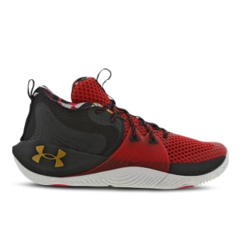 Under Armour embiid 1 (3023876-602) rot
