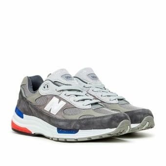 New Balance M992 AG Made in USA (821091-60-12) grau