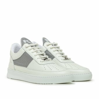 Filling Pieces Low Top Ripple (304331519010) weiss