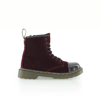 Dr. Martens kids pooch boot (16805-002) rot