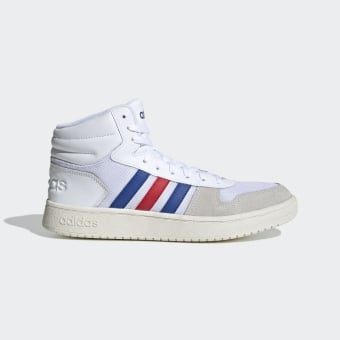 adidas Originals Hoops 2 0 Mid (FW8252) weiss