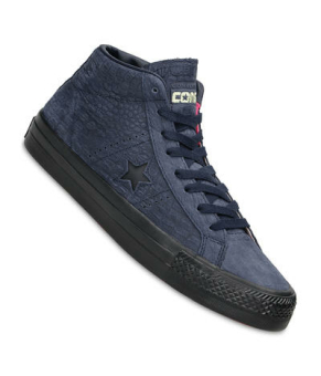 Converse CONS One Star Pro Suede Mid (170498C 467) blau