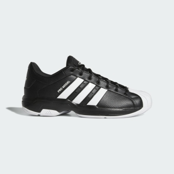 adidas Originals Pro Model 2G Low Basketballschuh (FX4980) schwarz