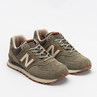 New Balance ML574SOJ (ML574SOJ) grün