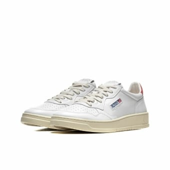 Autry WMNS  01 Low (A10IAULWLL21) weiss