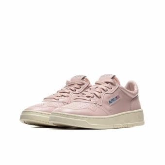 Autry WMNS  01 Low Leat (A10IAULWCB07) pink