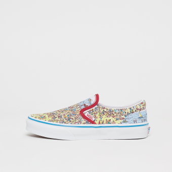 Vans UY Classic Slip-On (VN0A4BUT3WO) bunt