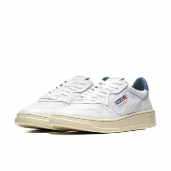 Autry 01 Low (aulmlk02) weiss