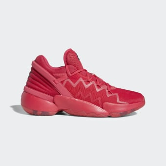 adidas Originals D O N Issue 2 (FV8961) rot