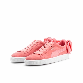 PUMA Suede Bow (367317 01) pink