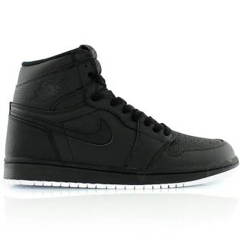 NIKE JORDAN Air 1 Retro High OG (555088-002) schwarz