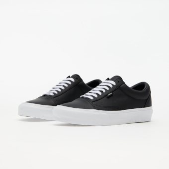 Vans Old Skool NS VLT LX (Leather) (VN0A4UVQL3A1) schwarz