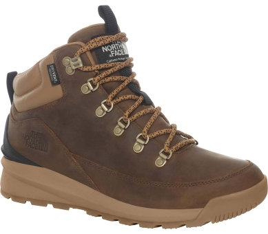 The North Face Back to Stiefel Berkeley Mid (NF0A4AZEYW2) braun