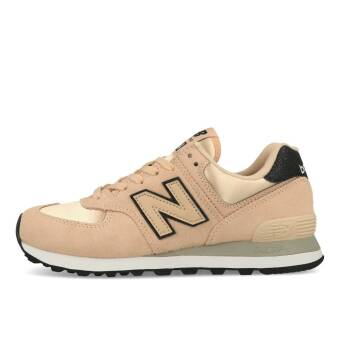 New Balance WL 574 FL2 Damen Rose Water Rain Cloud (WL574FL2-692) pink